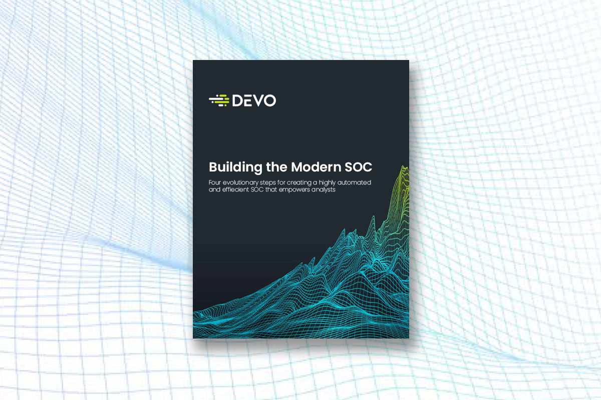 Image for Building the Modern SOC