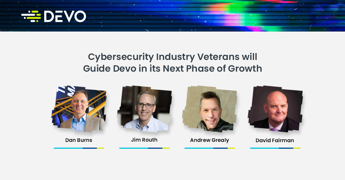 Image for Devo Adds Cybersecurity Luminaries as First Advisors Amidst Rapid Company Growth